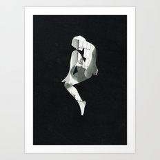 The alignment Art Print