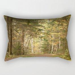 Wanderlust In The Forest #decor #society6 #buyart Rectangular Pillow