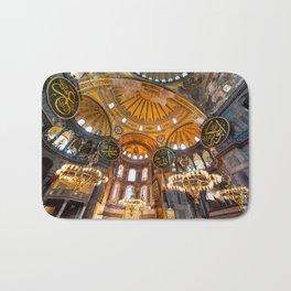 Beautiful Hagia Sophia Bath Mat