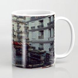 Blank Inside: Metropol Hotel Coffee Mug