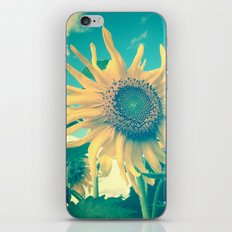 Looking on the Bright Side iPhone & iPod Skin