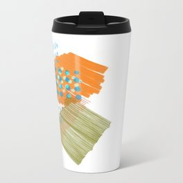 Grafismo Metal Travel Mug