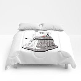 EXTERMINATE Comforters
