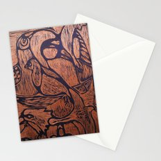 bird      Stationery Cards