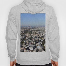 Paris From Above Hoody