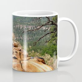 Pinkerton Mineral Springs, No. 1of 4 Coffee Mug
