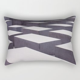 block Rectangular Pillow