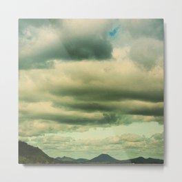 Pinnacle Mountain #2 Metal Print