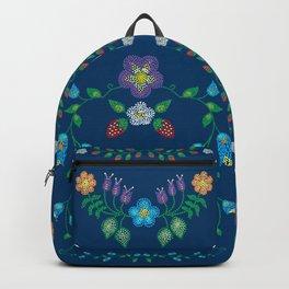 Woodland Floral Backpack Backpack
