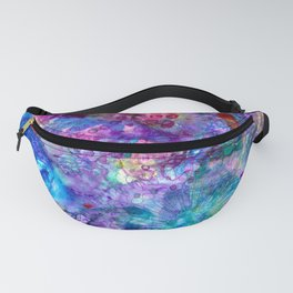 inky brights Fanny Pack