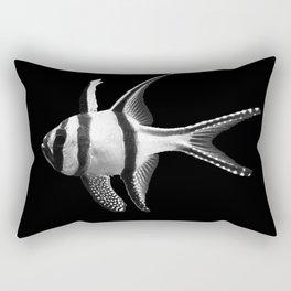 Banggai cardinalfish Rectangular Pillow