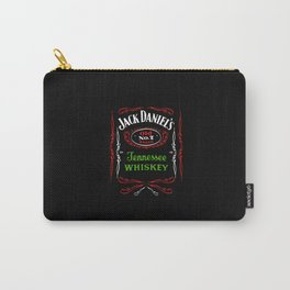 Jack Daniel's Tennessee Whiskey Carry-All Pouch