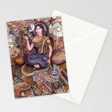 Sheherazade  Stationery Cards