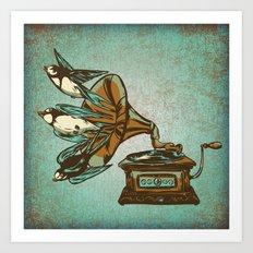 Nature Sounds Art Print