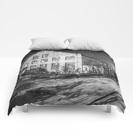 Abandoned Factory Falkland Comforters