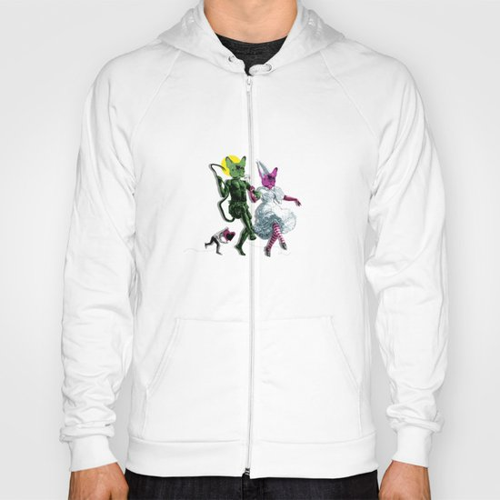 Dance, Chauncey, Dance - French Bulldog Hoody