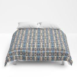 Electron Shuffle - Stroke Series 002 Comforters