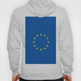 European's flag Hoody
