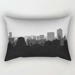 City Skylines: Wellington Rectangular Pillow