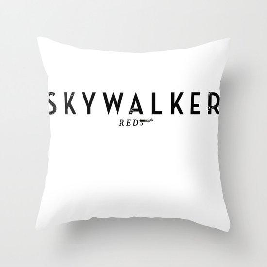 Fallwalker Throw Pillow