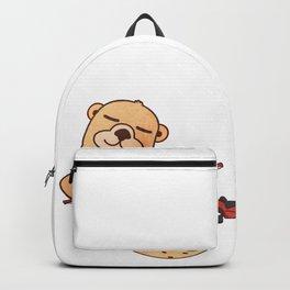 Sweet Otter Violin Violin Kids Music Gift Backpack