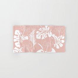 Tropical pattern 020 Hand & Bath Towel