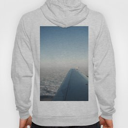Wing in the clouds Hoody