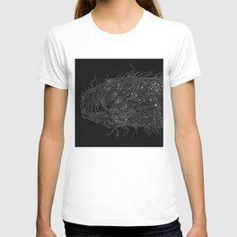 Life of Oceans: The Deep Sea Fish T-shirt