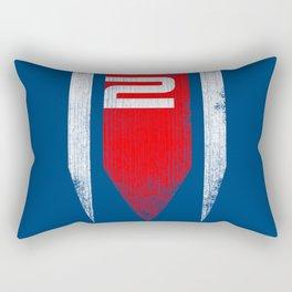 ME2 - Mass Effect Rectangular Pillow