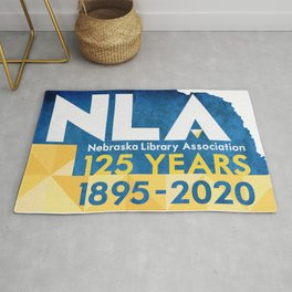 125th Anniversary of the NLA Rug