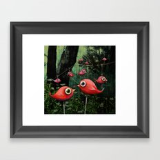 Ripe for the Picking Framed Art Print