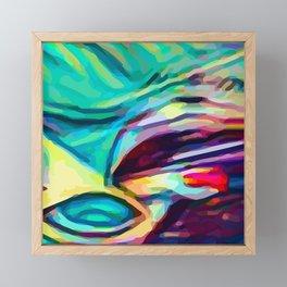 Trek #5 Framed Mini Art Print