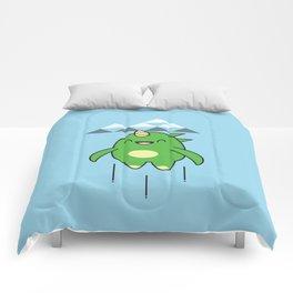 Kawaii Dragon Comforters