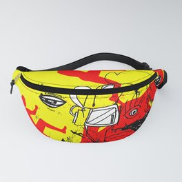 Reject Object Fanny Pack