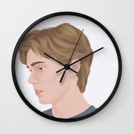 Skam   Isak Valtersen #2 Wall Clock