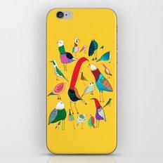 Birds iPhone & iPod Skin