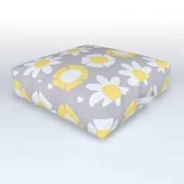 Peggy Yellow Outdoor Floor Cushion