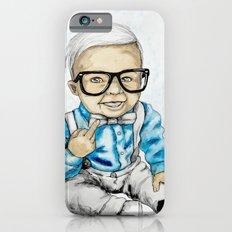 Naughty Boy by carographic Slim Case iPhone 6s
