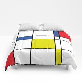 Mondrian 1 Comforters