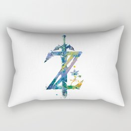 Breath of the Wild Rectangular Pillow