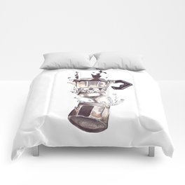 If all else fails, Coffee! Comforters