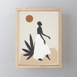 Dance Framed Mini Art Print