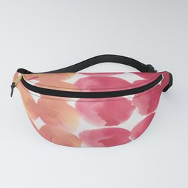 10   | 190408 Red Abstract Watercolour Fanny Pack