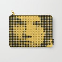 Face of raster Carry-All Pouch