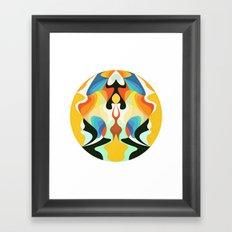 Maitreyi Framed Art Print