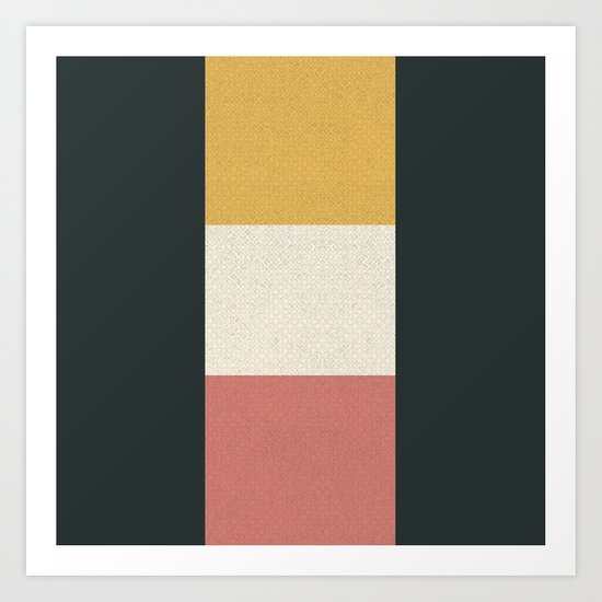 3 Stages Art Print