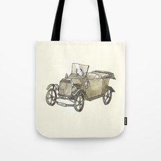 Model T Ford Tote Bag