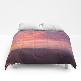 Haleakala Summit Sunset Comforters