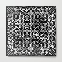 RF309 - A3 Metal Print