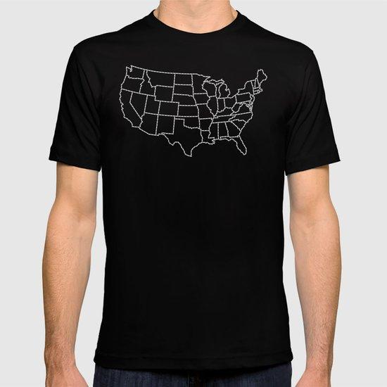Ride Statewide - USA T-shirt